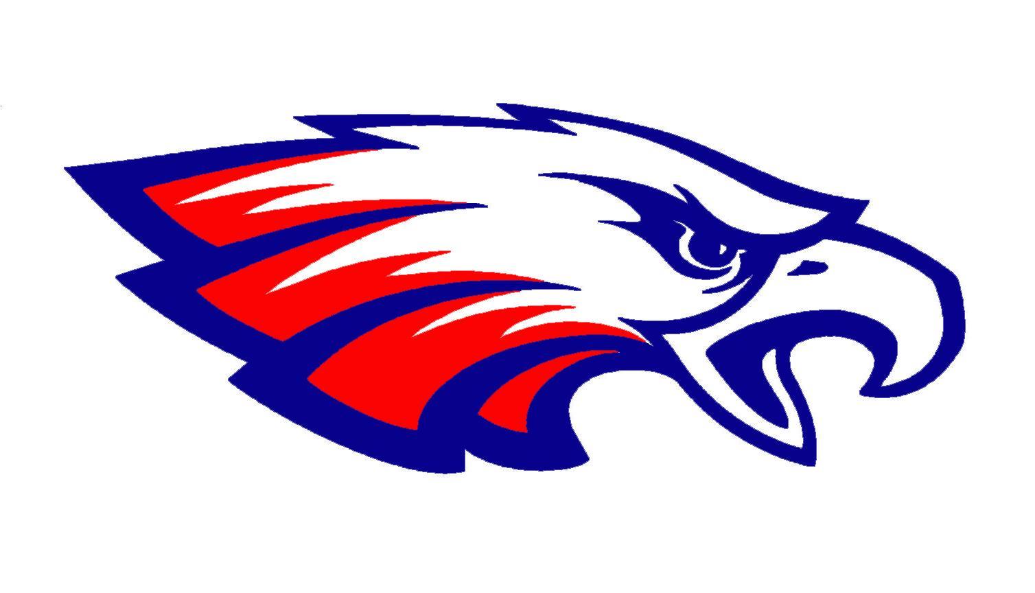Eagle Logo Red Red Eagle Logo School Logos