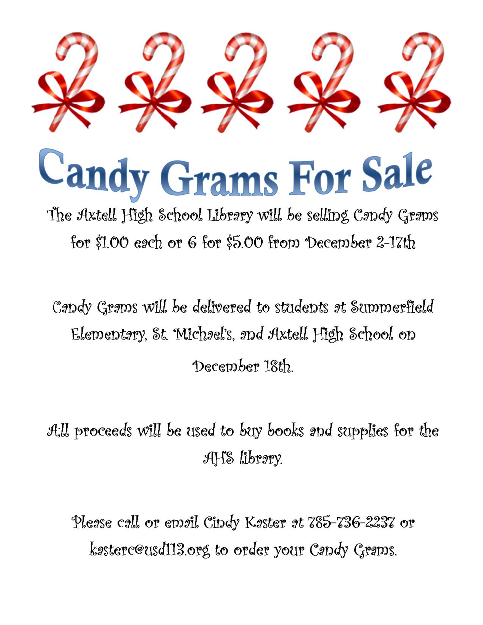 school candy grams template | just b.CAUSE